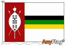 - KWAZULU 1985 ANYFLAG RANGE - VARIOUS SIZES